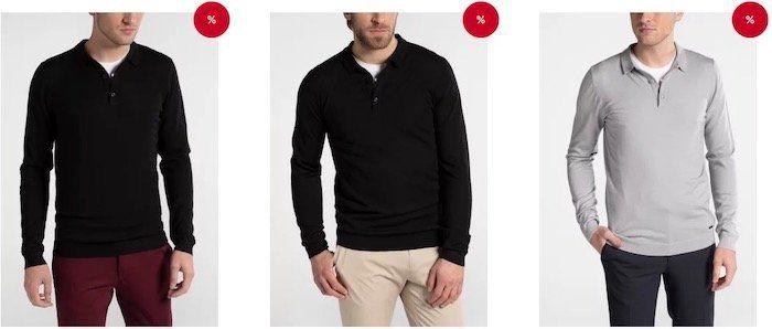 ETERNA Sale + 21% Gutschein (ab 49€)   günstige Hemden mit Rabatt