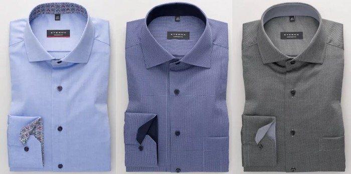 ETERNA Sale + 20% Gutschein (ab 49€)   günstige Hemden, Pullover