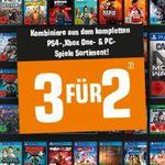 Endet morgen: 2 Spiele kaufen + 1 Spiel geschenkt bei Saturn – auf PS4, Xbox und PC Titel
