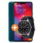 LG V40 ThinQ + LG W7 Watch für 29,95€ + Vodafone Flat mit 10GB LTE50 für 21,98€ mtl.