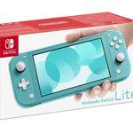 Nintendo Switch Lite Konsole inkl. Animal Crossing: New Horizons für 239€(statt 276€)