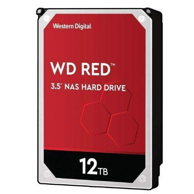 Western Digital Red 12TB Festplatte WD120EFAX 3,5 Zoll für 333€ (statt 395€)