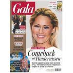 Gala Jahresabo mit 52 Ausgaben für 192,40€ + Prämie: 135€ z.B. Amazon-Gutschein