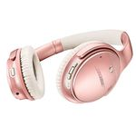 Bose Quietcomfort 35 II wireless Over-Ear Kopfhörer in Roségold für 189€ (statt 229€)