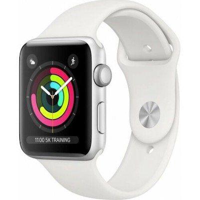 Apple Watch Series 3 GPS 42mm für 226,65€ oder 38mm für 196,67€