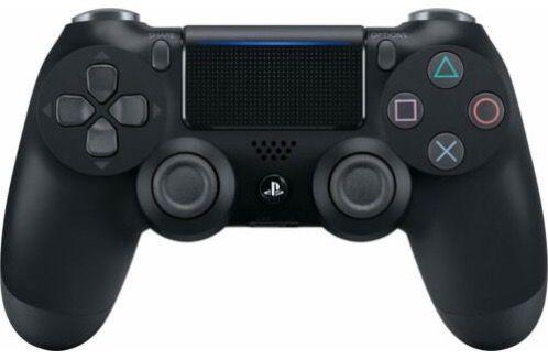 Sony Playstation 4 Dualshock 4 V2 Controller in Schwarz für 33€ (statt neu 50€)   Retourenware