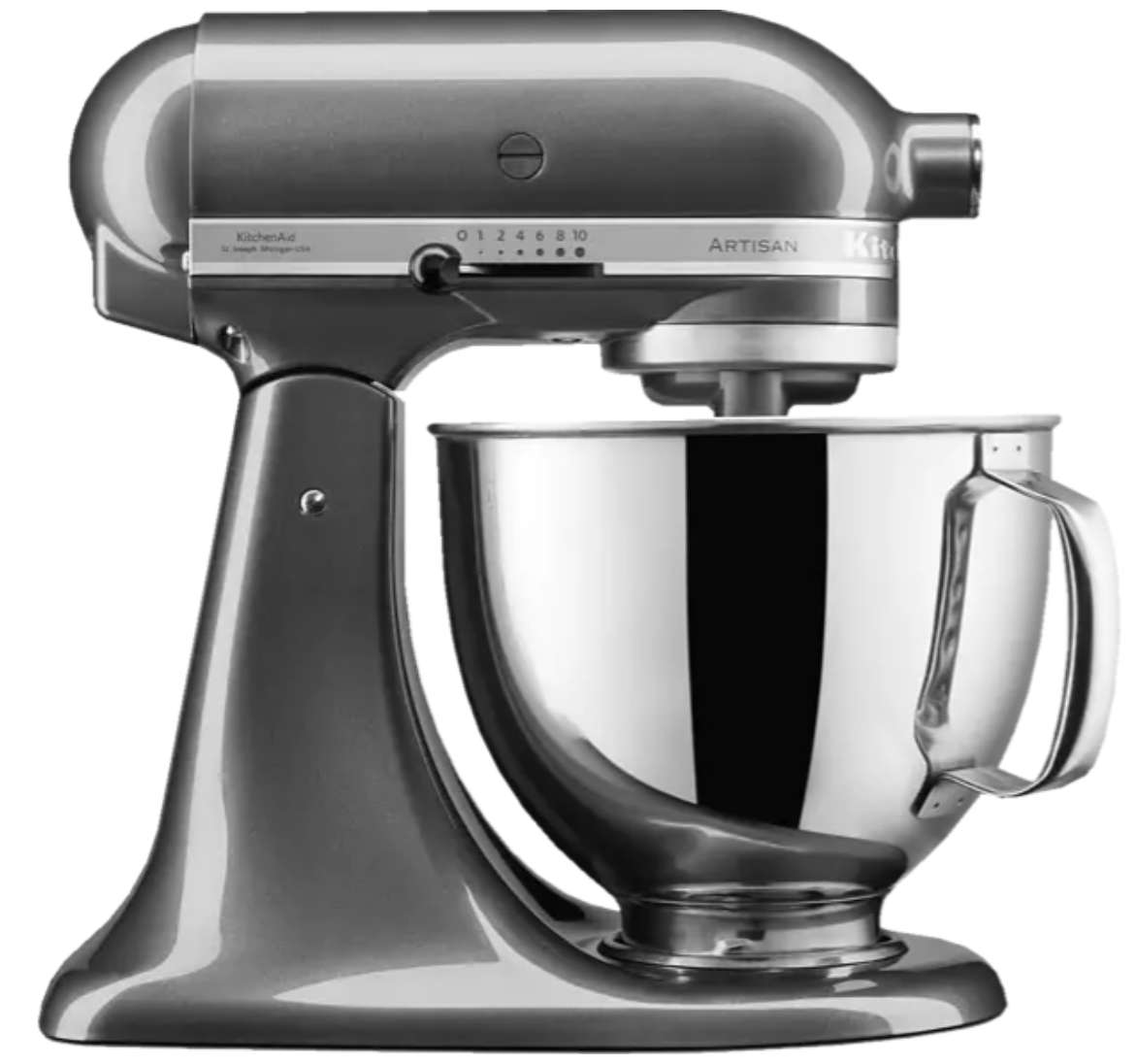 Kitchenaid Artisan 5KSM125E in Graphite für 419€ (statt 530€)
