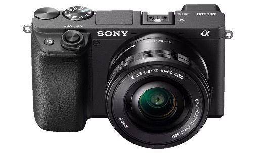 Sony Alpha 6400 Kit System mit Objektiv 16   50 mm ab 818,58€ (statt 949€)