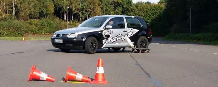 ADAC Fun and Safe Training im Sicherheits Zentrum Olpe ab 63,92€ (normal 140€)