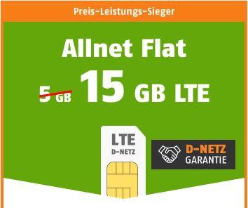 🔥 Telekom Allnet Flat von klarmobil mit 15GB LTE für 15€ mtl. + keine Anschlussgebühr + Urbanista Lisbon Kopfhörer GRATIS
