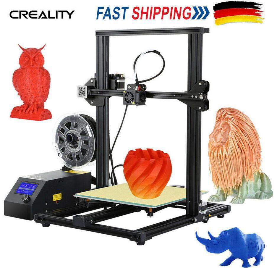 Creality CR 10S  3D Drucker DIY für 295,99€ (statt 600€?)