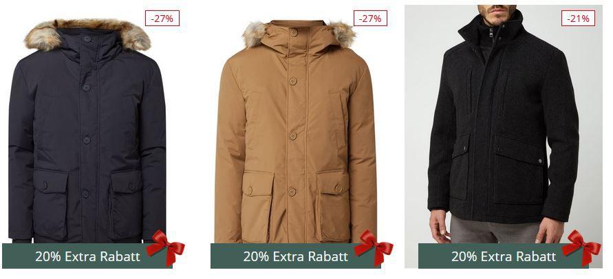 Peek & Cloppenburg* 20% extra Rabatt auf ESPRIT Fashion für Damen und Herren