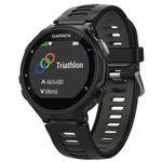 GPS-Multisport-Uhr GARMIN Forerunner 735XT im Run Bundle in Schwarz-Grau für 199€ (statt 250€)