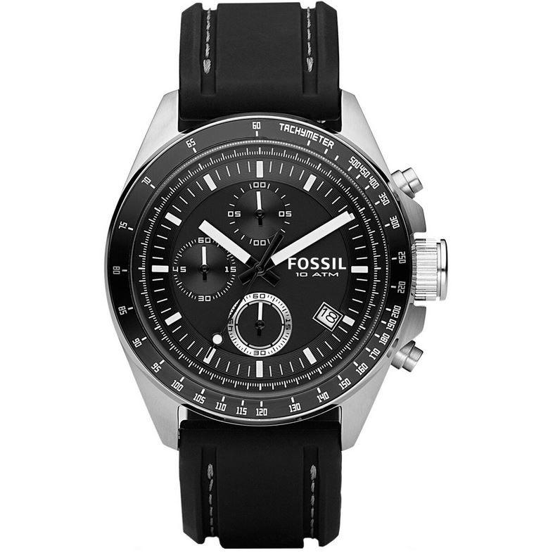 Fossil Decker CH2573IE Herren Armbanduhr für 55,99€ (statt 90€)