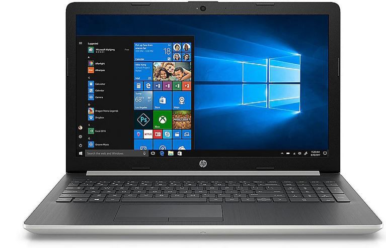 Vorbei: Notebook HP 15 da1401ng   15Zoll FHD Notebook mit i5, 8GB RAM 256GB SSD für 399€ (statt 499€)