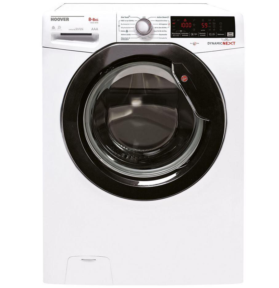 Hoover WDXOA Waschmaschine für 8kg für 389,99€ (statt 469€)