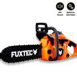 FUXTEC Spielzeug Kettensäge – mit Sound und beweglicher Kette für 14,95€ (statt 19€)