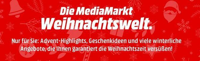 Media Markt Weihnachtswelt Finale: letzter Tag z.B. CELESTRON PowerSeeker Teleskop für 29€ (statt 49€)