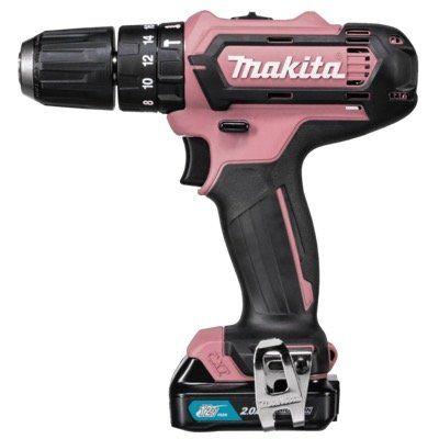 Makita Akku Schlagbohrschrauber 12V in der Pink Edition für 109,95€ (statt 118€)
