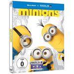 Minions (Steelbook Edition) als Blu-ray für 5€ (statt 9€)