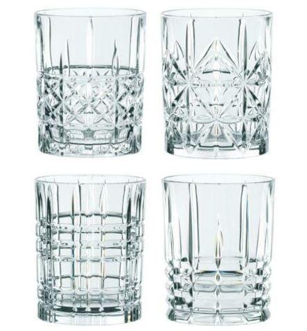 Nachtmann Highland 4er Set Tumbler Whiskybecher für 14,90€ (statt 17€)