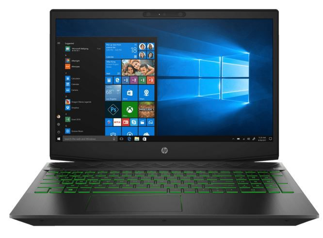 HP Pavilion 15,6 FHD Notebook mit Core i5, 8GB + 512GB SSD für 599€ (statt 649€)