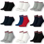 Tommy Hilfiger Iconic Herren 8ter Pack Sneaker Sportsocken für 29,99€ (statt 40€)