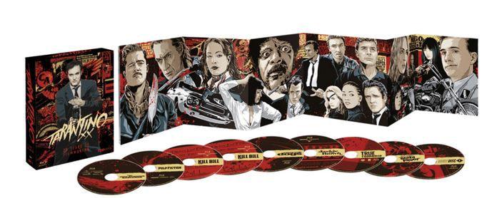 Tarantino XX Box [Blu ray] für 34,99€ (statt 75€)