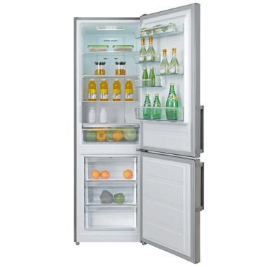 WOLKENSTEIN KG 300.4 NF IX Kühlgefrierkombination mit 295 l Nutzinhalt + No Frost für 399€ (statt 465€)