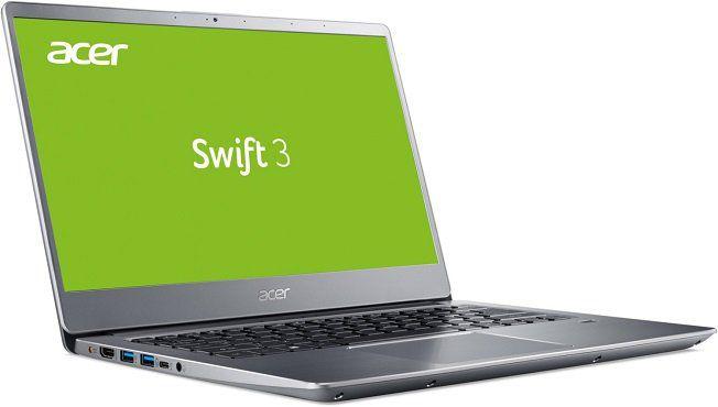 ACER Swift 3 (SF314 57 53RE) Notebook mit 14, i5, 8GB RAM, 1TB SSD für 700,88€ (statt 779€)