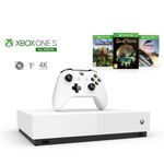 Ausverkauft! Microsoft Xbox One S 1TB All Digital Edition Minecraft + Sea of Thieves + Forza: Horizon 3 ab 130€ (statt 175€)