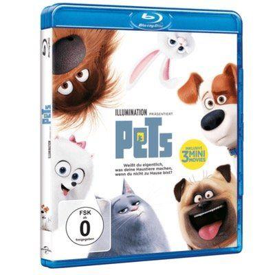 Film Pets auf Blu ray für nur 5€ (statt 10€)   Teil 1