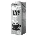 Oatly Haferdrinks diverse Sorten nur 1,59€ (statt 2,19€) – z.B. Barista Edition 1 Liter