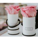 3 Ausgaben Glamour für 5,90€ – dazu Rose von Fleurs de Paris geschenkt (Wert 10€)