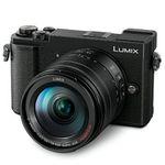 Panasonic Lumix DC-GX9 im Kit mit 14-140mm Objektiv in Schwarz für 616,60€ (statt 895€)