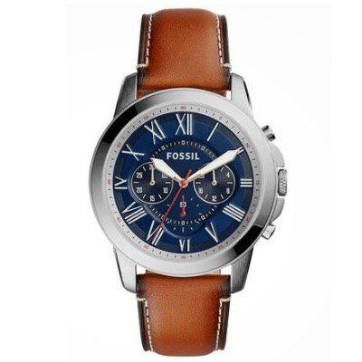 FOSSIL Uhren bei Galeria bis zu 41% Rabatt   z.B. Grant FS5210 für 69,99€ (statt 103€)