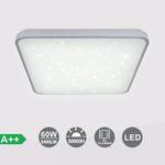 50% Rabatt auf LED Deckenleuchten mit Sternenhimmel-Effekt z.B. 60W für 23,49€ (statt 47€)