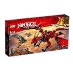 Einige LEGO-Deals bei Alternate – z.B. LEGO 70653 Ninjago Mutter der Drachen für 39,99€ (statt 47€)