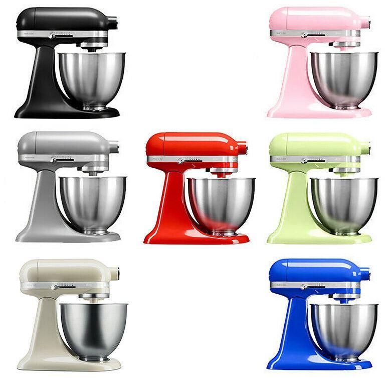 KitchenAid Artisan Mini 5KSM3311XE in 4 Farben für je 179,10€ (statt neu 253€)   Factory Serviced