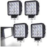30% Rabatt auf Hengda LED-Arbeitsscheinwerfer z.B. 4x 48W IP67 4320LM für 24,07€ (statt 34€)