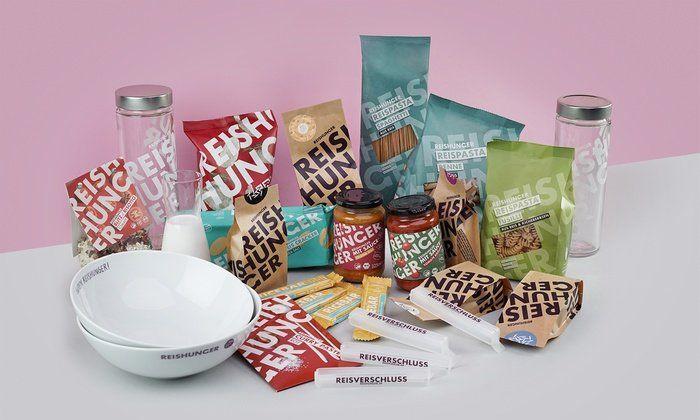 Reishunger Deluxe Probierpaket mit 26 Produkten für 42,39€(statt 75€)