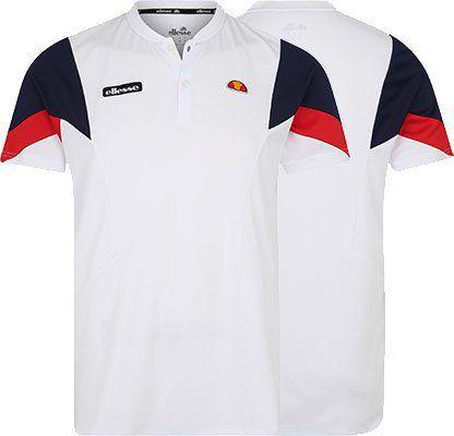 Ellesse Sport T Shirt CAVENDISH in Weiß für 20,61€ (statt 28€)