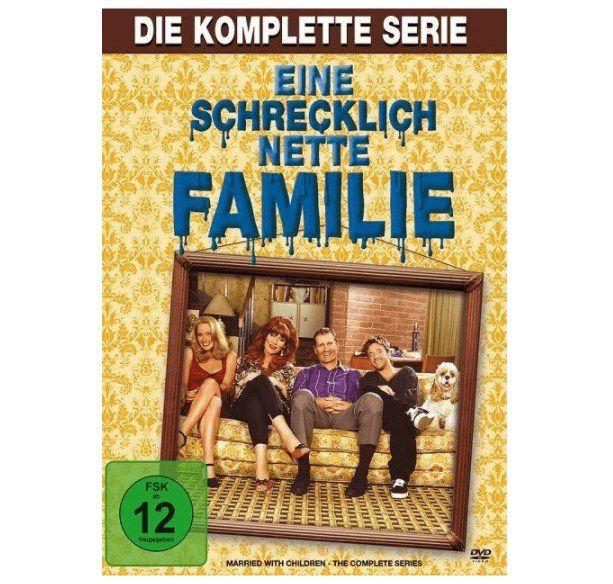 Eine schrecklich nette Familie (Komplettbox) auf 33 DVDs für 29.74 € (statt 35€)