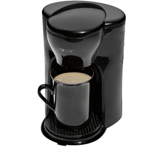 CLATRONIC KA 3356 Filterkaffee 1 Tassen Maschine für 9,99€ (statt 15€)
