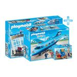 "Playmobil Bundle ""City Flughafen"" für 44,99€ (statt 78€)"