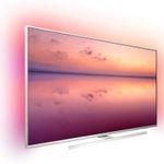 Philips 50″ UHD Fernseher mit 3-seitigem Ambilight und Alexa-Integration für 365,44€ (statt 560€)