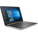 HP 15″ FullHD Notebook in Gold (Core i5 8GB/256GB SSD und Win10) für 399€ (statt 519€)