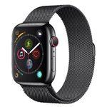 Apple Watch Series 4 GPS + Cellular 44mm mit Edelstahl und Milanaise für 579€ (statt 615€)