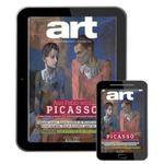 """Jahresabo """"art Digital"""" als E-Paper für 85€ – Prämie: 85€ Bestchoice-Gutschein"""