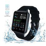 Zagzog Smartwatch mit Touchscreen, GPS, IP68, Puls und Blutdruck für 24,50€ (statt 49€)